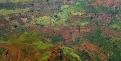 Fun Kids Science Facts on Ethiopia - Image of the Ethiopian Landscape