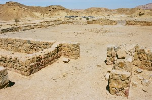 Fun Kids Science Facts on Israel - Image of the Israel Qumran