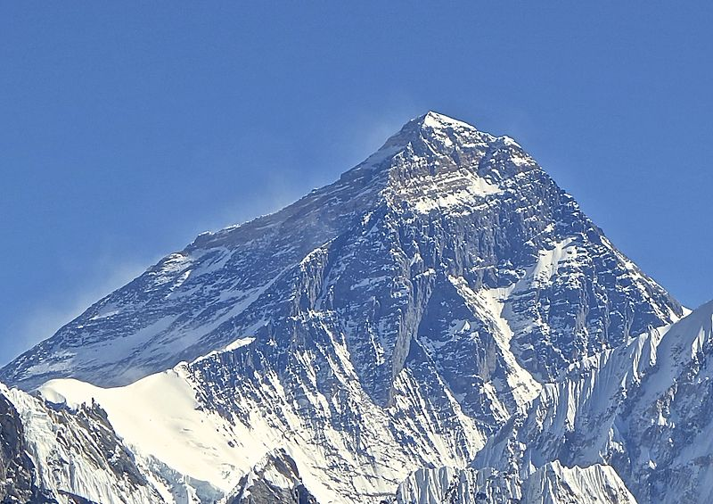 Mount Everest – One of the Tallest Mountains