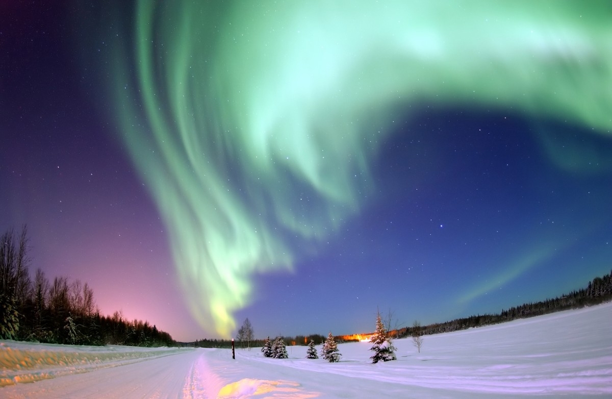 Fun Kids Science Facts on the Northern Lights - Northern Lights Quiz