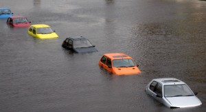 Fun Science Facts for Kids All about Climate Change - Severe Flooding Caused by Climate Change image