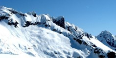 Fun Science for Kids on Avalanche - Unstable Snow that Might Cause an Avalanche Image - Avalanche Worksheet