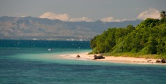 Geography Fun Facts for Kids on Fiji Islands - Image of a Beach in Fiji Islands