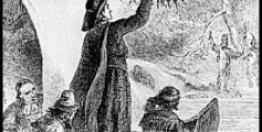 Kids Science Fun Facts All About Louis Joliet - image of Jacques Marquette and Louis Joliet Exploring the Mississippi River in 1673