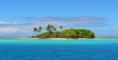 Kids Science Fun Facts on Oceans of the World - Image of Islands in the Pacific Ocean