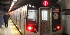 Kids Science Fun Facts on Transportation - image of the New York City Subway - Transportation Worksheet