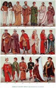 Science for Kids Website History of Clothing - The History and Evolution of Clothes image