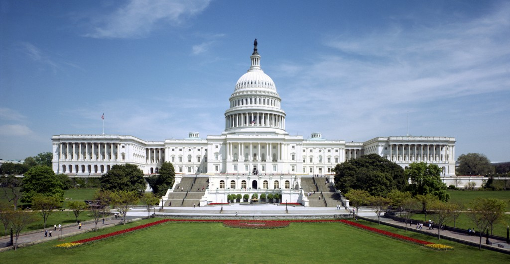 Simple Science for Kids on the United States of America Capitol Image