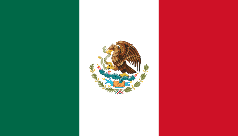 All about Mexico Fun Facts for Kids - National Flag of Mexico