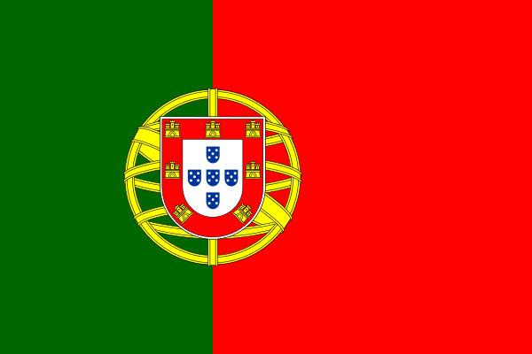 All about Portugal for Kids - National Flag of Portugal