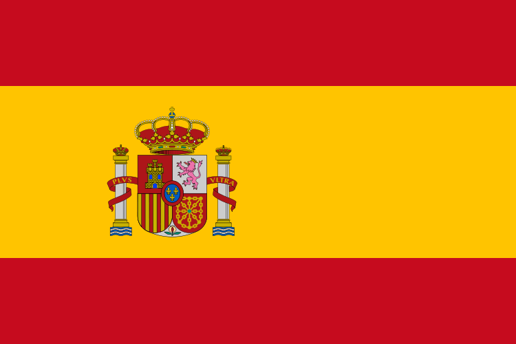 All about Spain Fun Facts for Kids - National Flag of Spain