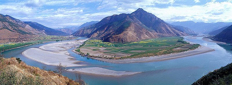Easy Science Kids Top 10 Longest Rivers Quiz - the First Turn at the Yangtze River image