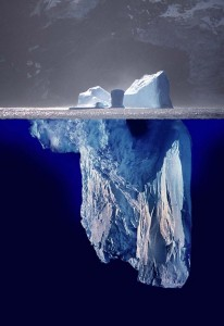 Fun Earth Science for Kids on Ice Sheets and Glaciers - Image of an Iceberg