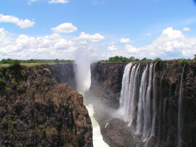 Victoria Falls Image - Science for Kids All About Victoria Falls