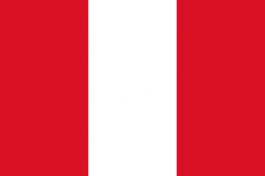 Fun Facts All About Peru for Kids - the National Flag of Peru - Peru quiz