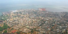 Fun Facts for Kids All About Guinea - Image of Conakry, the Capital City of Guinea