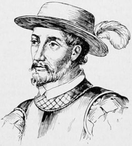 Fun Facts for Kids All About Juan Ponce de Leon - image of Juan Ponce de Leon