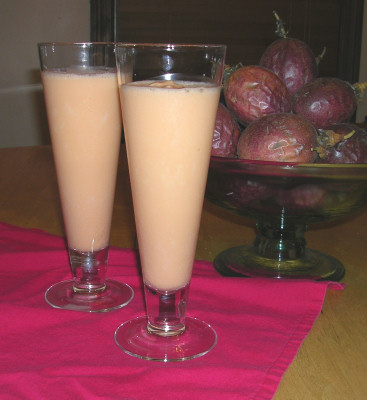 Passion Fruit Milkshake from East Africa Quiz – FREE Online Quizzes
