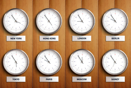 Time zone facts for kids fun geography for kids all about the time zone clocks with different times in the gumiabroncs