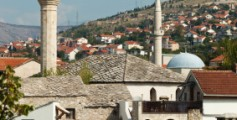 Geography Facts for Kids All About Bosnia and Herzegovina - Image of a City in Bosnia and Herzegovina