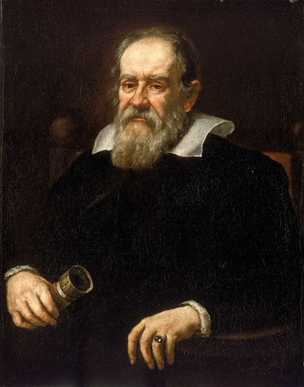 Galileo Galilei Facts for Kids Video - Portrait of Galileo Galilei