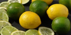 Image Showing the Difference Between Lemons and Limes