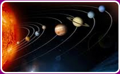 Planets and Solar System Image for Kids
