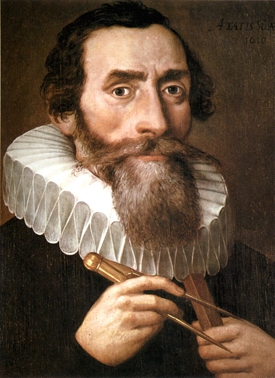 Johannes Kepler Facts for Kids Video