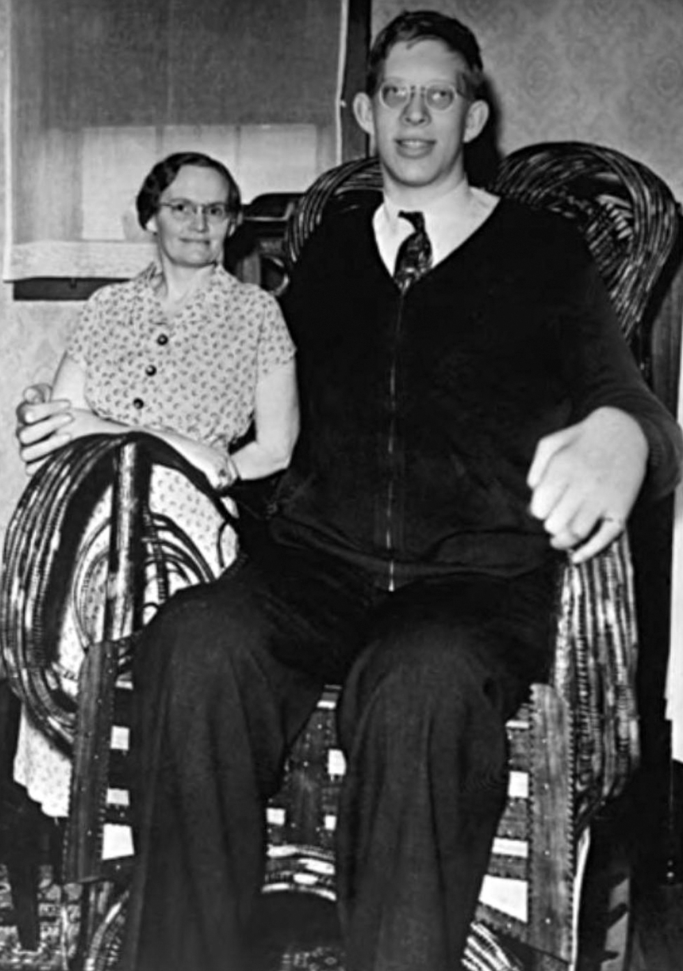 Robert Wadlow Video for Kids