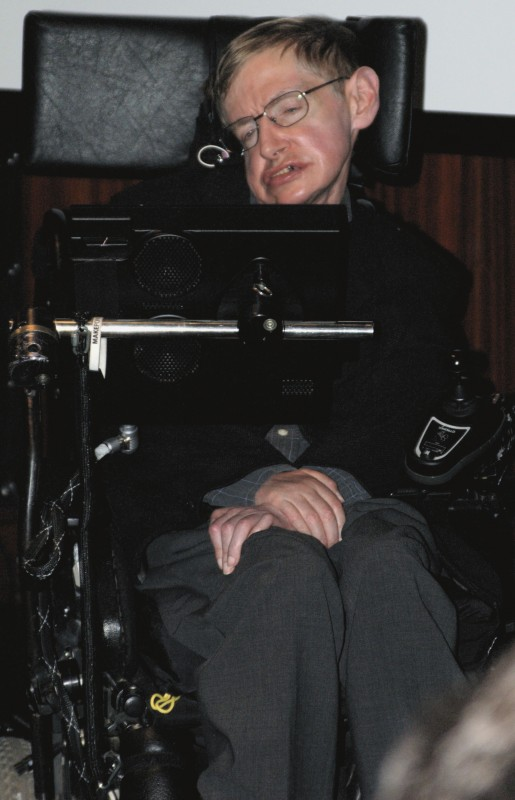 Stephan Hawking Facts for Kids Video