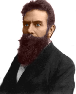 Wilhelm Conrad Roentgen Video for Kids