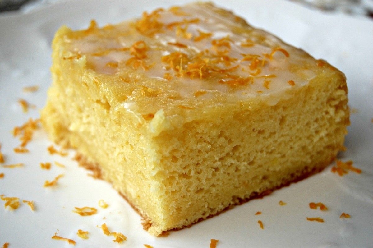 Cake Glaze Recipe Lemon