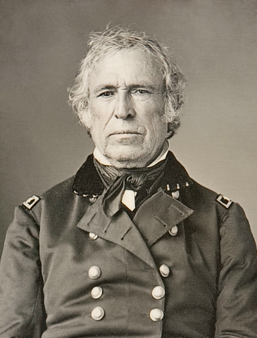 Image of Zachary Taylor - 12th U.S. President
