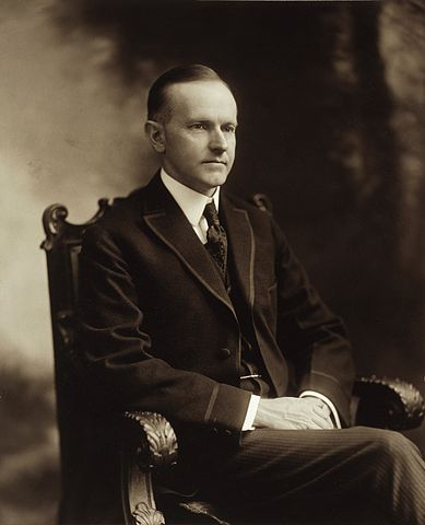 Calvin-Coolidge-30th U.S.President