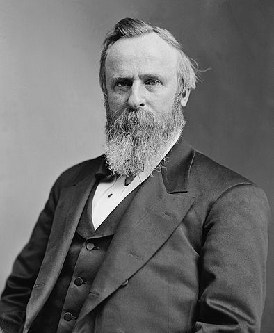 Rutherford-B.-Hayes-19th United States President