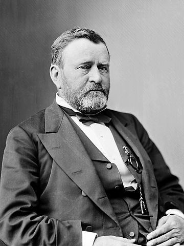 Ulysses-S.-Grant-18th President of the United States