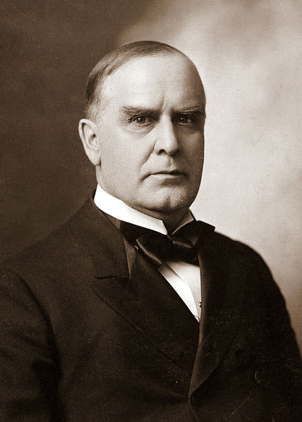 William-McKinley-25th U.S.President
