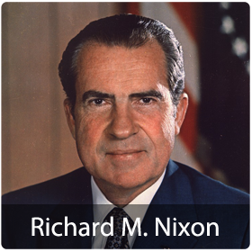 Richard M Nixon-37th U.S.President