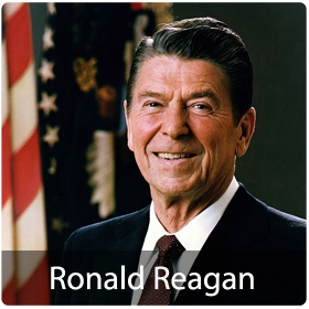 Ronald- Reagan-40th U.S.President