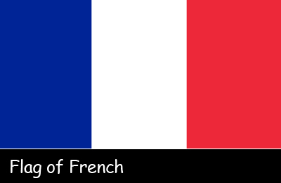 french flag facts for kids