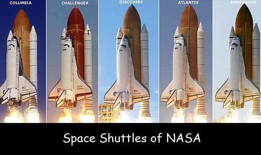 Space Shuttle Fun Facts for Kids