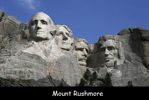 Fun Facts for Kids about Mount Rushmore