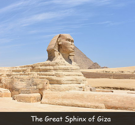 The-Great-Sphinx-of-Giza