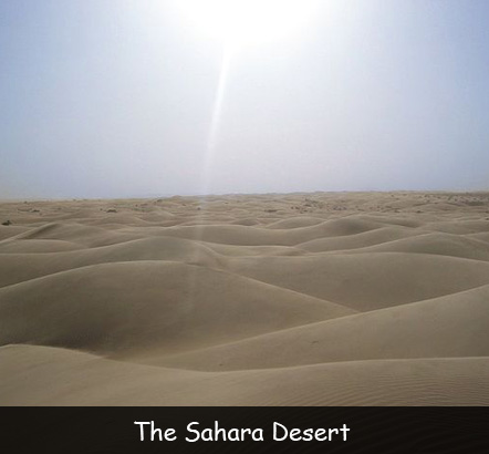 The-Sahara-Desert