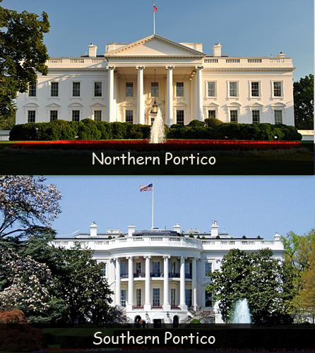 There Is A Mini White House In Dublin Ireland The British Set Fire To President S 1814 South Portico Was Constructed 1824 And