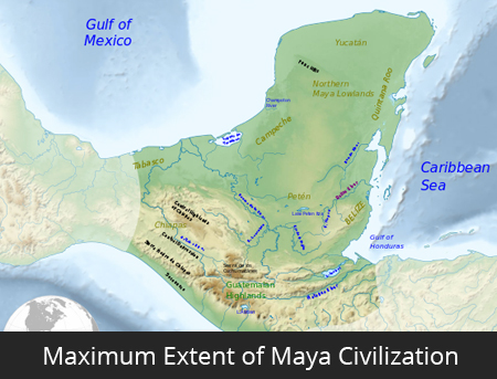 Fun Facts about Maya Civilization for Kids
