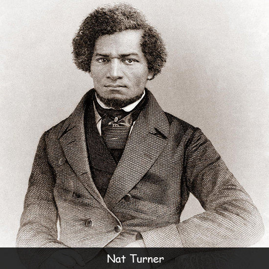facts for kids about nat turner