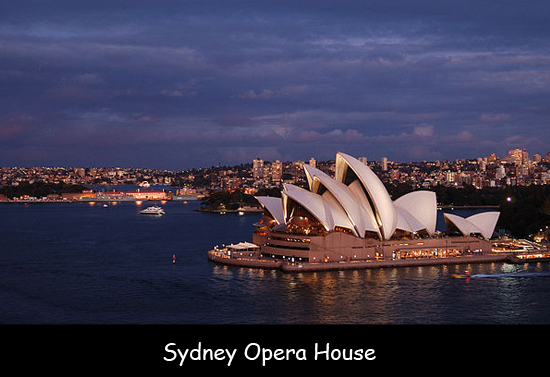 Fun Facts For Kids About Sydney Opera House