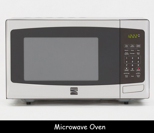 microwave oven fun facts for kids